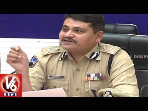 Interstate Thieves Gang Busted In Hyderabad | Police Recovered 17 Lakhs Cash | V6 News
