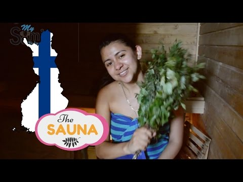 FINLAND and the Sauna Vihta/Vasta!