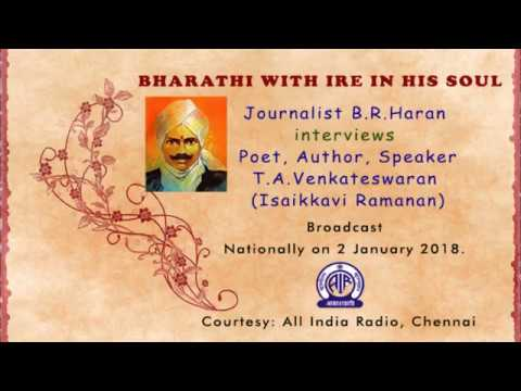 Bharathi with Ire in his Soul