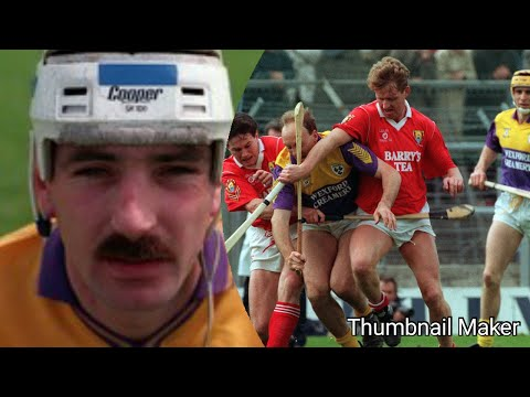 Wexford V Cork 1990 National Hurling League