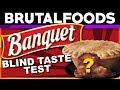 Banquet Bowl Blind Taste Test