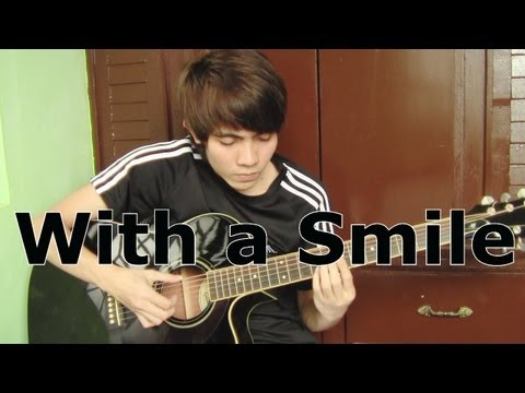 With A Smle - Eraserheads (fingerstyle guitar cover)