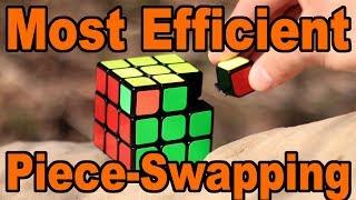 A Speedcube Designed to Swap the Pieces Around