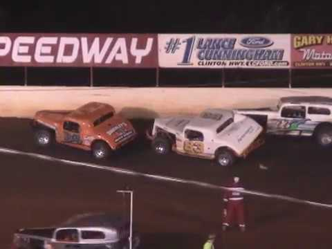 Tazewell Speedway | Classic Car | Aug. 21, 2009