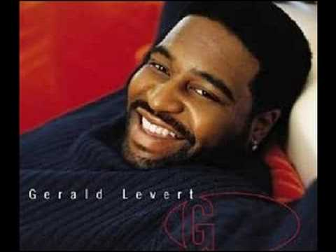 Gerald Levert- I Just Can't Help Myself