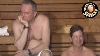 Grillen in der Sauna | Verstehen Sie Spaß?