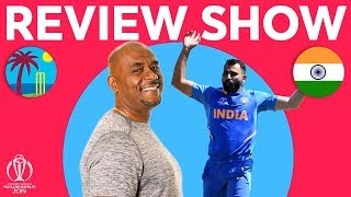 [13.74 MB] The Review - West Indies vs India with Exclusive Mohammed Shami Interview | ICC Cricket World Cup