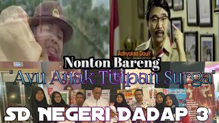 "Download Video Nonton Bareng Film ""Ayu Anak Titipan Surga"" - SD Negeri Dadap 3 @BlitzBandaraCityMall MP3 3GP MP4"