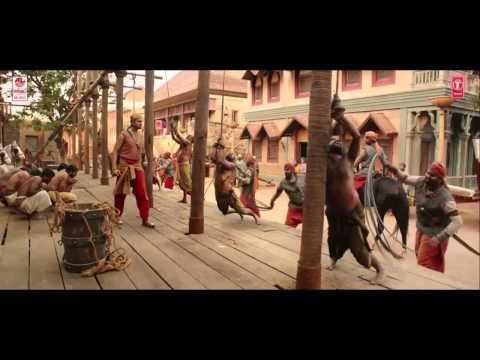 Baahubali Trailer with new BGM covered by Vamsee Krishna (MVKR)