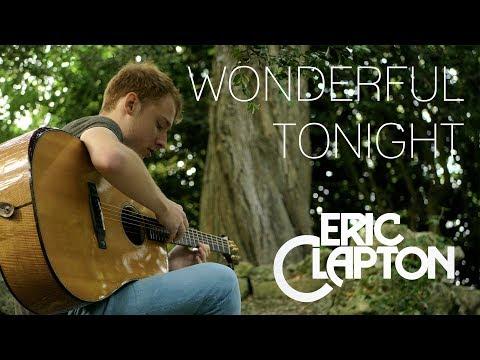 Eric Clapton - Wonderful Tonight - Fingerstyle Guitar Cover by James Bartholomew