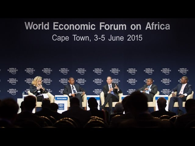 Africa 2015 - Catalysing Capital for Africa