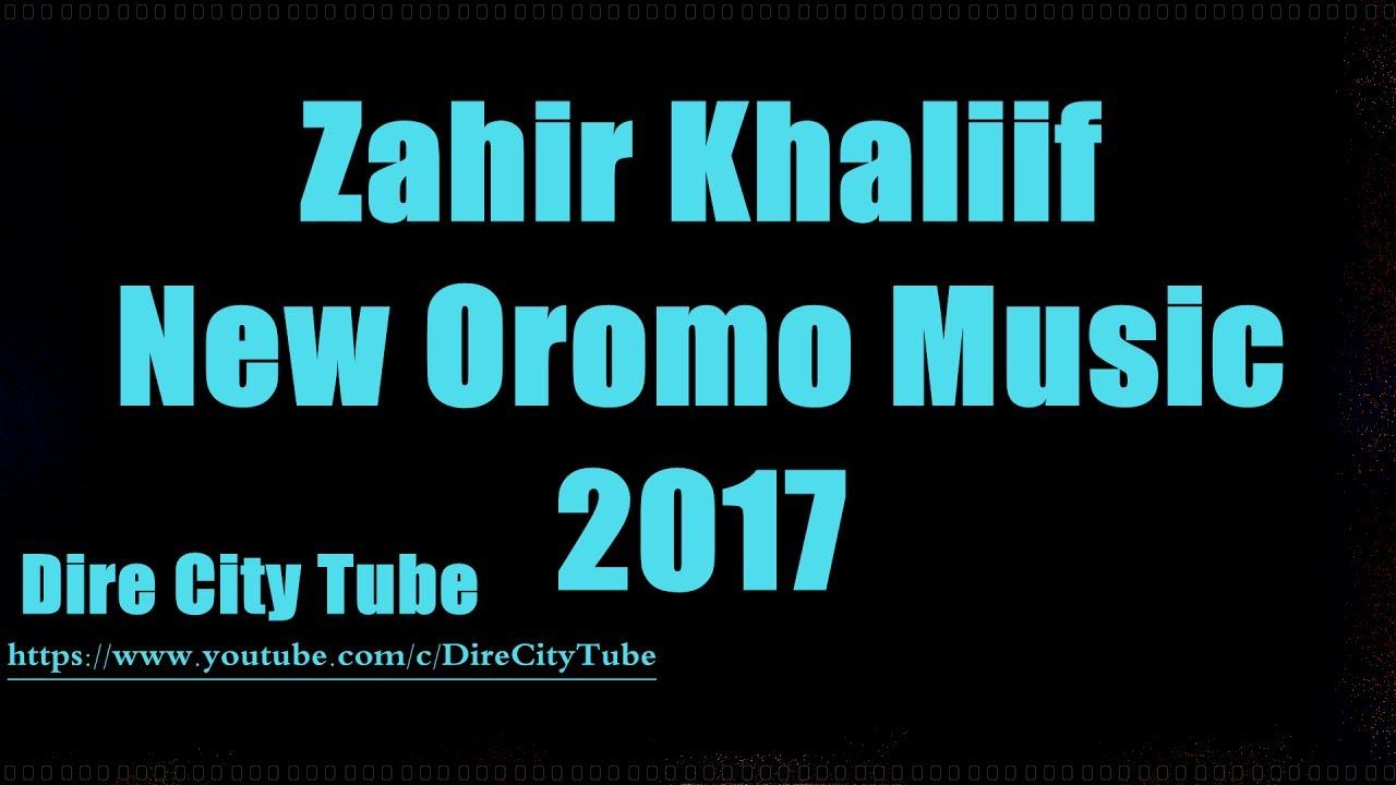 New Oromo Music Zahir Khaliif By Dire City Tube `Siitu Naaf Faaya` 2017