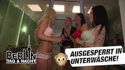 Berlin - Tag & Nacht - Ausgesperrt in Unterwäsche! 🙈 #1456 - RTL II