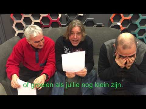 Elio e le Storie Tese in Amsterdam