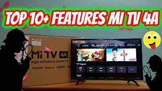 Mi TV 4A Top 10+ Features , Advance Features , Best Features ! Tips & Tricks !! HINDI