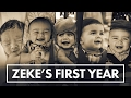 Download Zeke's First year MP3 song and Music Video