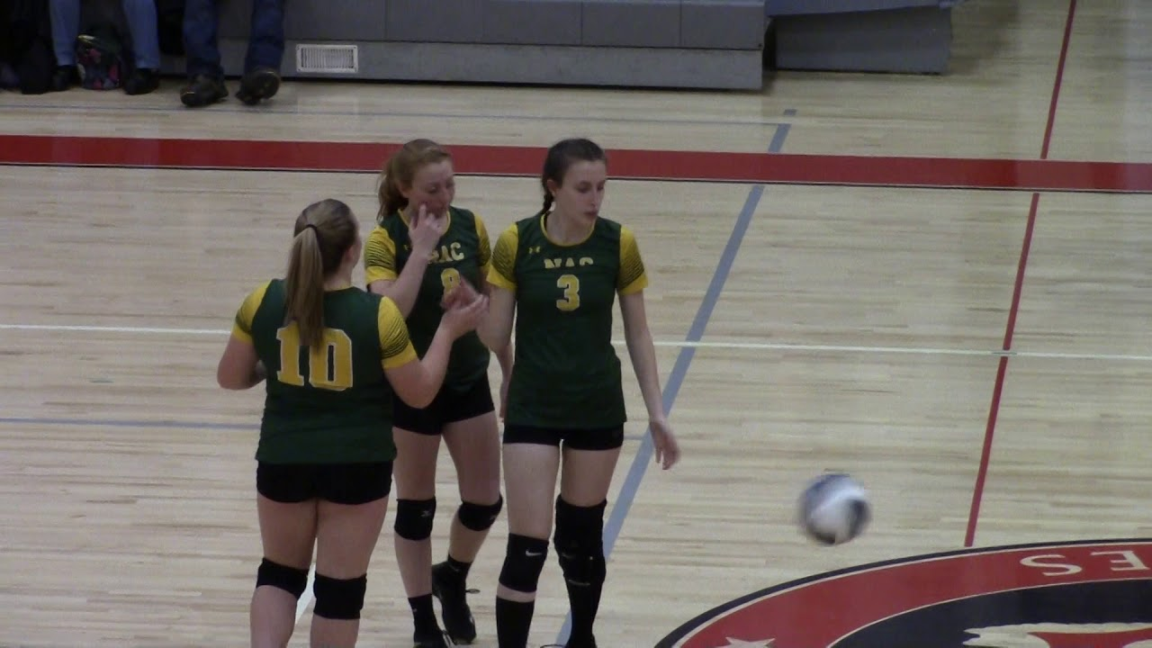 NAC - Lake Placid Volleyball D Final  11-3-18