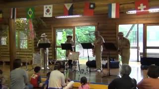 どんぐりころころ in Jazz The Happy Sax (Saxophone Quartet) Live at ...