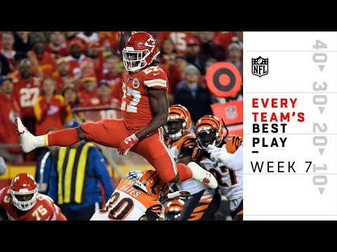Every Team's Best Play from Week 7 | NFL Highlights