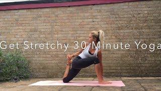 Get Stretchy 30 Minute Yoga for Flexibility