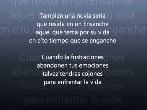 Lapiz Conciente - Nadie Me va a Callar Letra (HD)