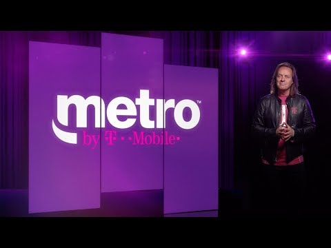 Goodbye MetroPCS; Hello Metro by T-Mobile (Update: New plans are live)