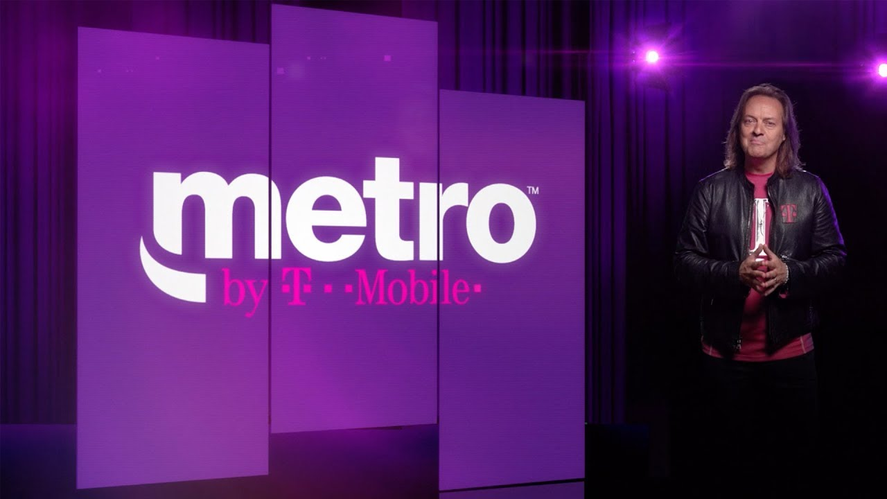 It's a New Day in Wireless  Introducing Metro™ by T-Mobile