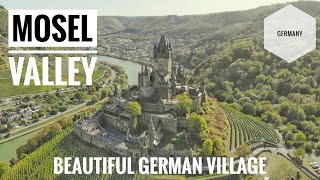 What to do in COCHEM, GERMANY? - beautiful Mosel valley travel guide