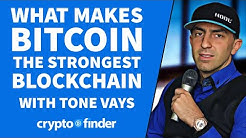 Tone Vays - What makes Bitcoin the only decentralised blockchain