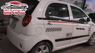 100 Triệu Có Ngay Chevrolet Spark Cũ Chất Lượng SIÊU XẾ KHỦNG VN