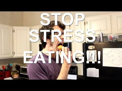 How to stop stress eating