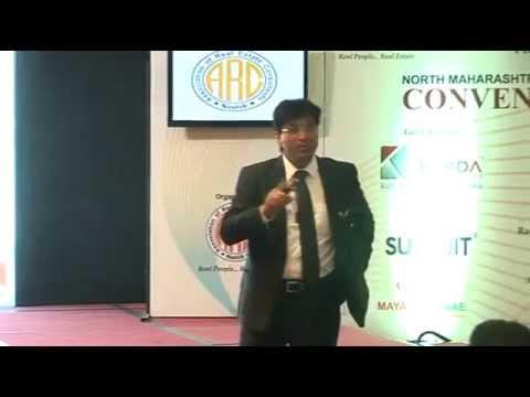 Mr. Vinod Thakkar's speech at NAR Convention, Nasik