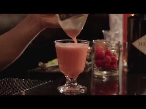 Sponsored: Clover Club Cocktail - The Proper Pour With Charlotte Voisey