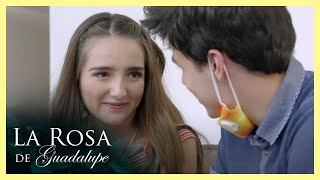 La Rosa de Guadalupe: Andrea se empeña a celebrar sus XV años durante la pandemia   Covidiotas