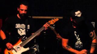 The Black Coffins - Chambers of Eternal Sleep @ Sattva Bordô 02/07