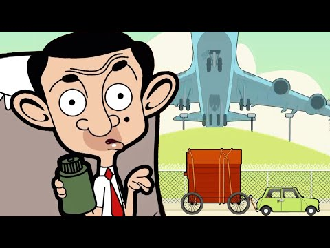 BEAN Away (Mr Bean Season 3) | NEW Funny Clips | Mr Bean Official