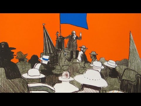 ​Patriot Games: Contextualizing Nationalism | MoMA LIVE