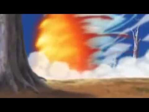 Naruto Futon Rasengan Suiton Yamato
