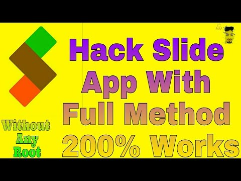 Hack Slide App With Full Method Working Trick Review