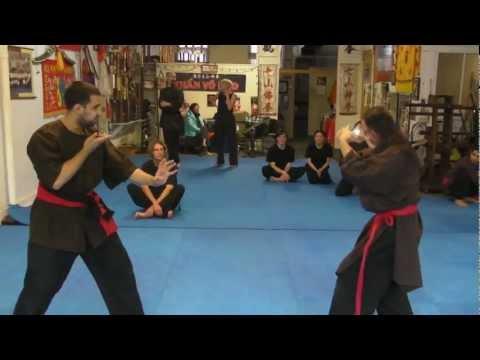 Thất Sơn Thần Quyền/ Thanvodao/ Seven-Mountains Spirit Fist Kung Fu