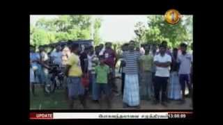 1PM News 1st Lunch time Shakthi TV 20th October 2014