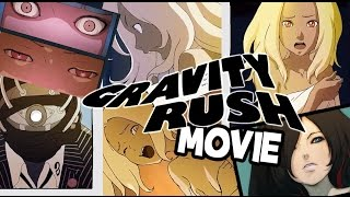 Gravity Rush Remastered All Cutscenes | Full Game Movie (PS4, VITA)