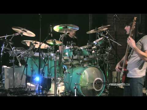 Virgil Donati - Planet X Rehearsal