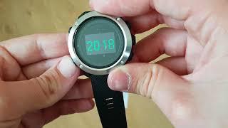 Мужские часы Skmei Technology / 1336. Как настроить, инструкция. Видео обзор!