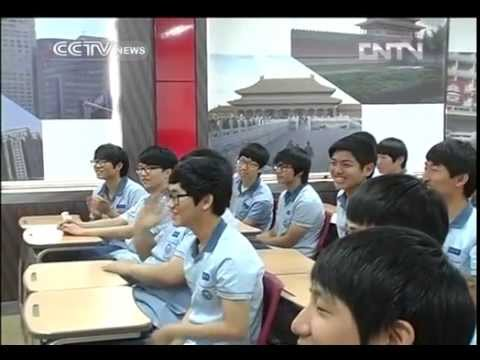 Importance of learning Chinese for South Koreans recognised