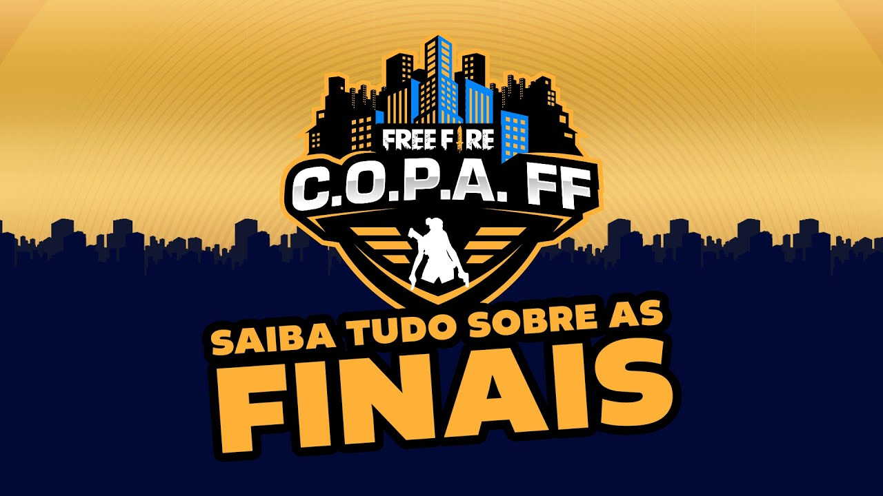 PREPARE-SE PARA AS FINAIS DA C.O.P.A. FF! | FREE FIRE