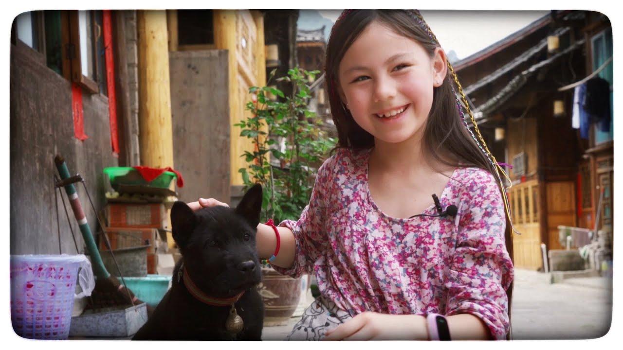 STONE BRIDGE VILLAGE | RAISING SHANGHAI