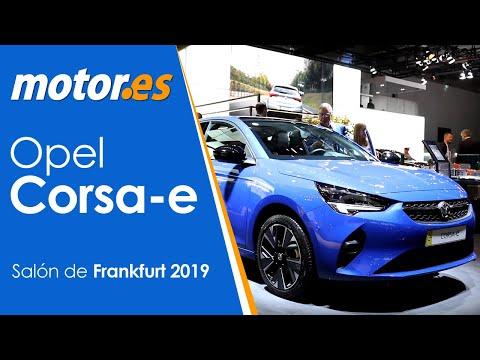 Opel Corsa e | Coche eléctrico | Review Español