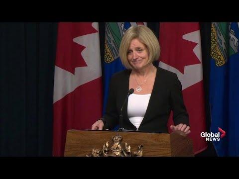 'He deeply loved Alberta': Premier Rachel Notley gives condolences following death of Jim Prentice