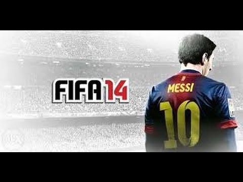 Обзор игры FIFA 14 на PSP